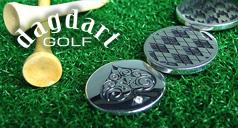 dagdart GOLF(ダグダートゴルフ)Silver925で作るスタイリッシュで高級感のある作品。そのデザインはシンプルながらもシルバーの輝きを活かすことをコンセプトに制作しています。オンリーワンの輝きをあなたのゴルフライフに。
