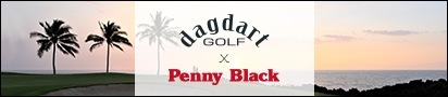 PennyBlack(ペニーブラック)×dagdart GOLFのカテゴリページへ