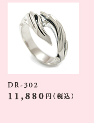 DR-302 11,880円(税込)