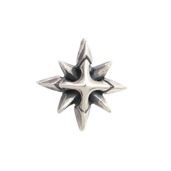 【Shining Crystal】 シルバーピアス [DP-060]