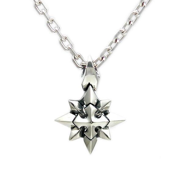 【Shining Crystal】 シルバーペンダント [DT-232]