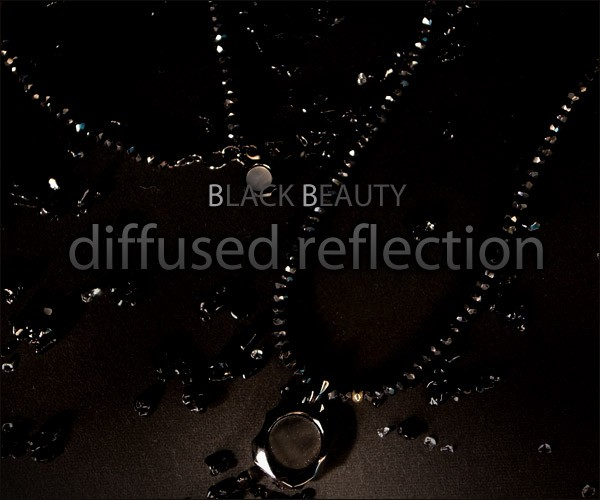 diffused reflection BLACK BEAUTY