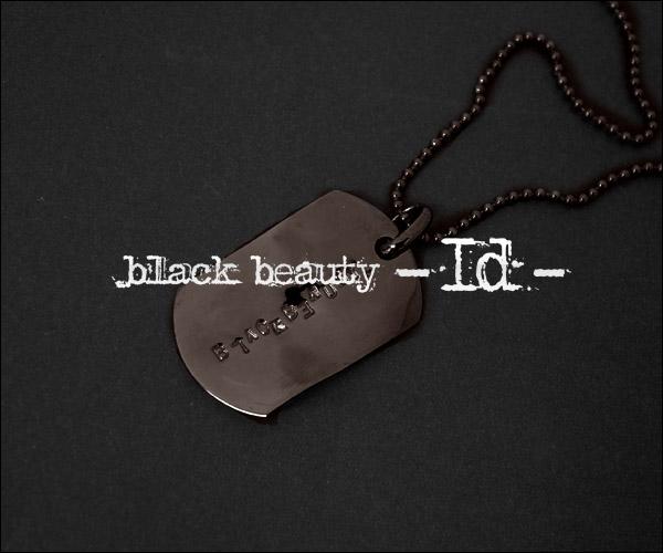 black beauty - Id.-