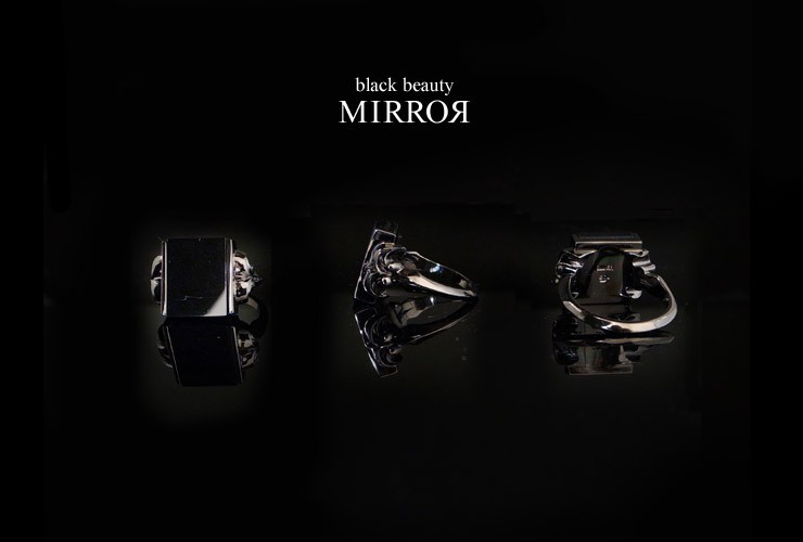 black beauty - MIRROR -
