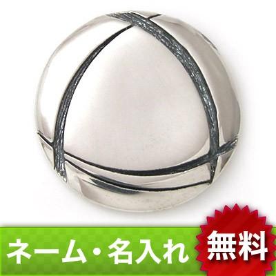 【dagdart GOLF】 ブラックライン シルバーボールマーカー [MS-020]