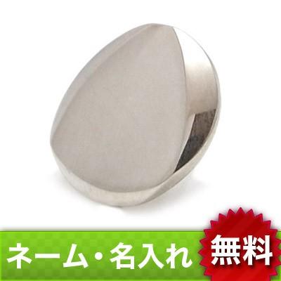 【dagdart GOLF】 シルバーボールマーカー(軸つきタイプ) [MS-023]