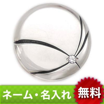 【dagdart GOLF】 選べる誕生石 シルバーボールマーカー [MS-026]
