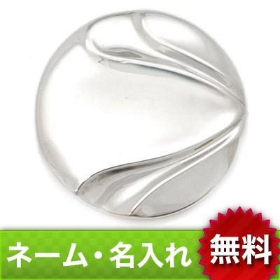 【dagdart GOLF】 シルバーボールマーカー [MS-028]