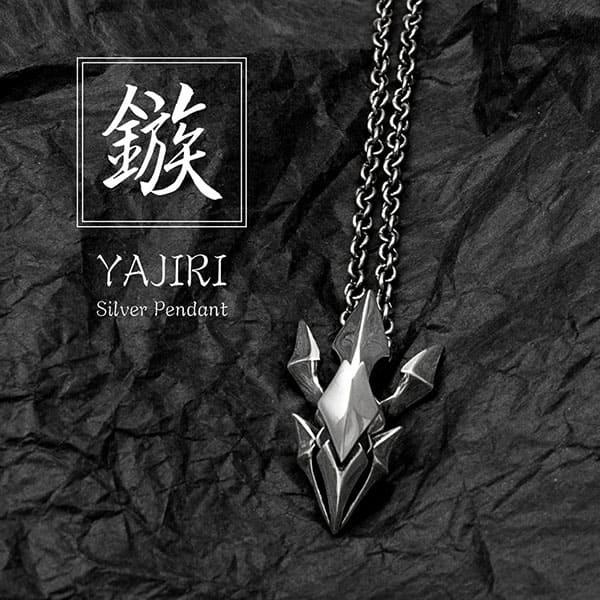 送料無料 【鏃 YAJIRI】 シルバーペンダント [DT-326]